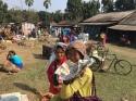 Apatani women, Arunachal Pradesh