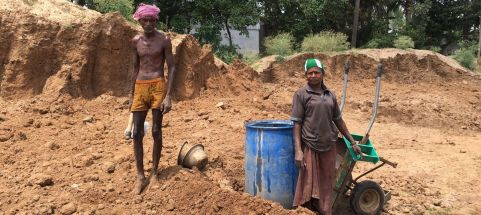 Near Villupuram, Tamil Nadu, high debt is forcing some farmers off agriculture into brick-making on their fields. https://scroll.in/article/810138/a-tsunami-of-debt-is-building-up-in-tamil-nadu-and-no-one-knows-where-it-is-headed