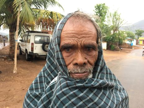 Krishnagiri, Tamil Nadu. This old man complained about missing doctors. https://scroll.in/article/822044/think-tamil-nadu-has-good-public-healthcare-its-hard-to-find-it-on-the-ground
