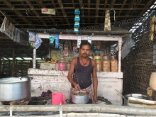 On the banks of the mighty Kosi. Araria, Bihar. https://scroll.in/article/844258/state-wrap-bihar-is-struggling-with-development-while-communal-cracks-grow-wider