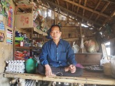 The BJP's candidate at Borapansury, Chakma Autonomous Council, Mizoram (https://scroll.in/article/719322/why-the-bjp-is-gaining-popularity-in-some-parts-of-minority-dominated-mizoram)