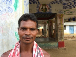 Farmer in Bolangir, Odisha