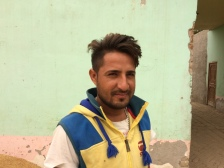 A young farmer in Punjab. https://scroll.in/article/772198/how-climate-change-has-sparked-political-and-social-unrest-in-punjab-this-year