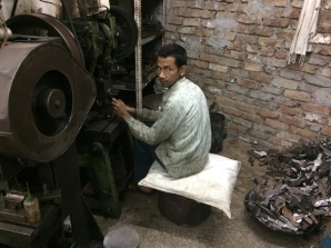 Migrant MSME worker at Ludhiana, Punjab.