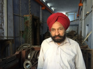 The owner of a shrinking MSME in deindustrialising Ludhiana, Punjab.