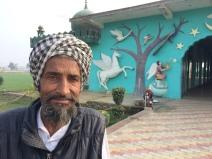 Caretaker of a mazaar in Punjab. The state is seeing rising religiosity thanks to a spike in economic insecurity (http://scroll.in/article/804145/why-is-punjab-increasingly-turning-towards-new-gurus-for-comfort)